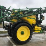 Instalatie erbicidat John Deere 840 Twin Fluid import Germania